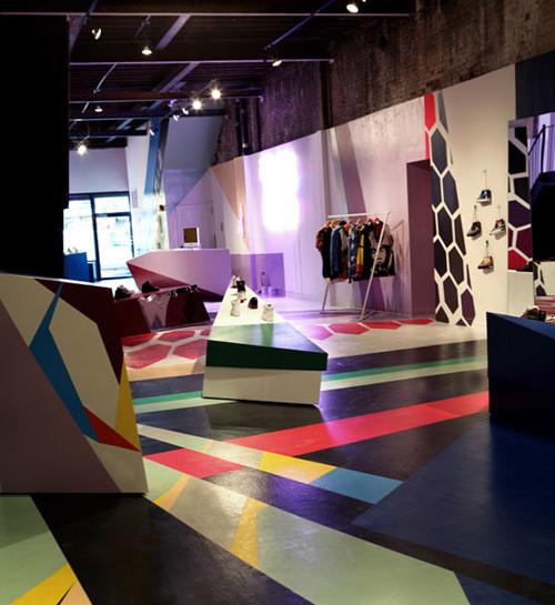 Изображение 40. 20 Великолепных дизайнерских концепций бутиков.. Изображение № 47.