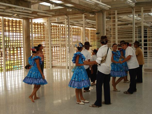 Villanuevas Public Library. Изображение № 23.