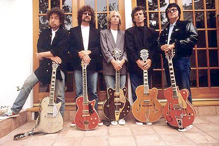 Traveling Wilburys. Изображение № 1.