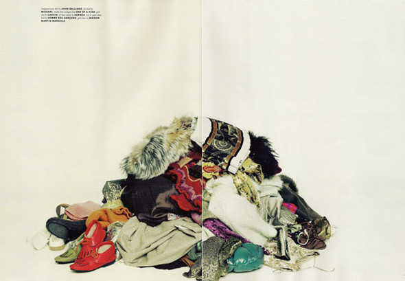 Spent! Pop Magazine FallWinter 2009. Изображение № 6.