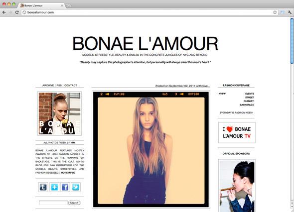 City Looks: Стиль моделей в блоге Bonae L'Amour. Изображение № 1.