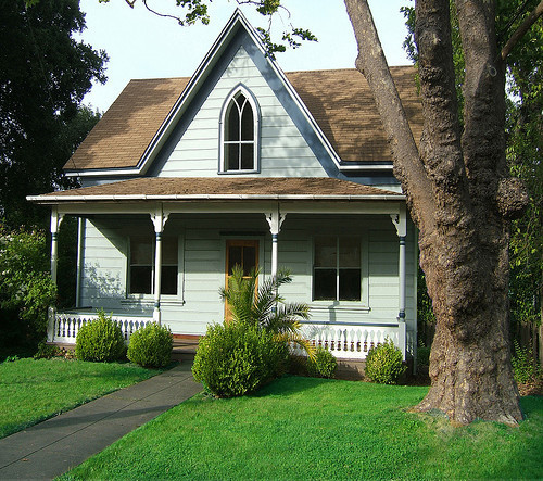 Tumbleweed Tiny House: ничего лишнего в доме. Изображение № 3.