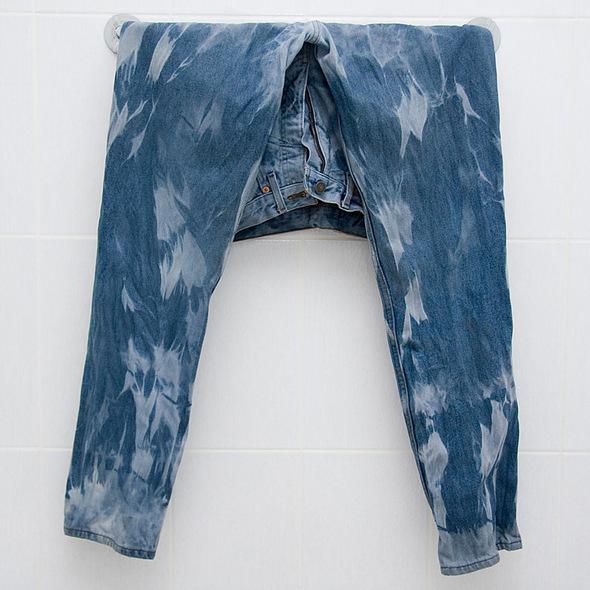 Как сделать варенки-джинсы