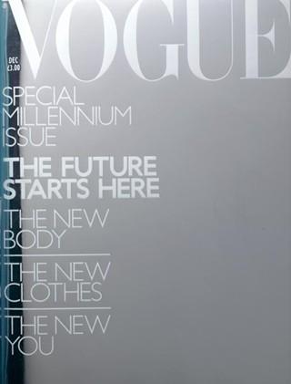 История глазами обложки Vogue (Британия). Изображение № 60.