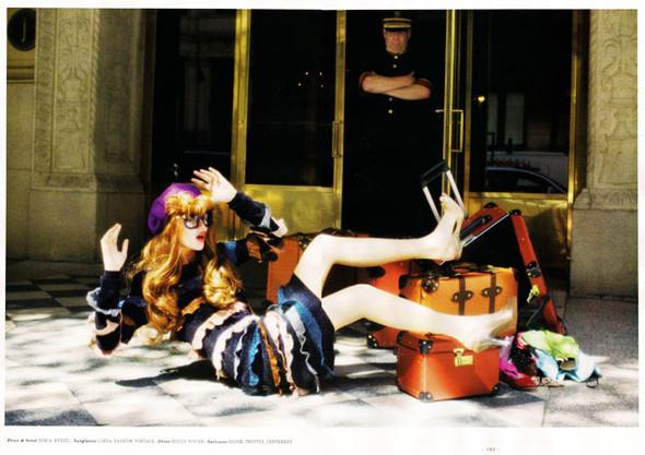 Фотосессии журнала Lula FallWinter 2009. Изображение № 6.