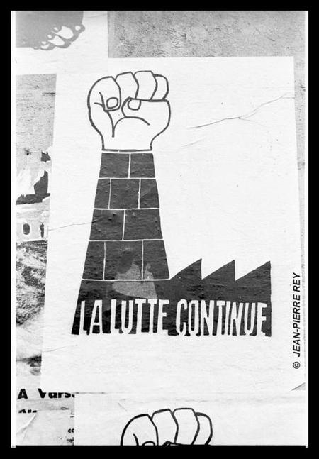 Jean-Pierre Reyвзгляд намай '68. Изображение № 26.