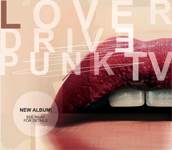 PUNK TVвыпускают альбом LOVERDRIVE. Изображение № 1.