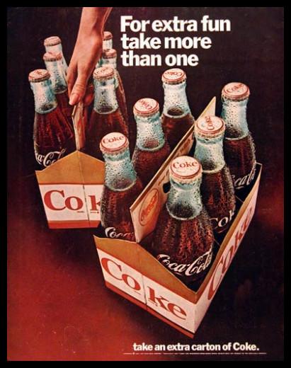 Изображение 81. Coca-cola – История бренда, история рекламы.. Изображение № 81.