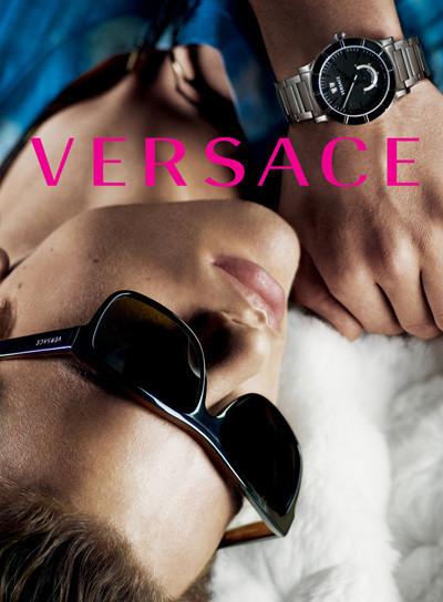 Кампания Versace SS 2010. Изображение № 14.