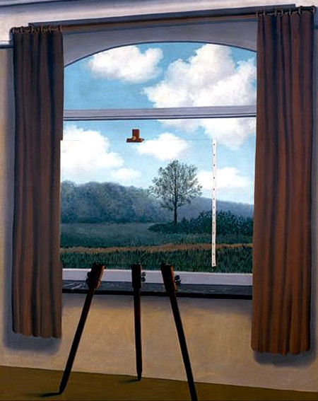 Рене Магритт-небо вего глазах. Изображение № 5.