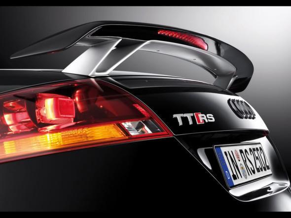 Audi TTRS Roadster. Изображение № 6.
