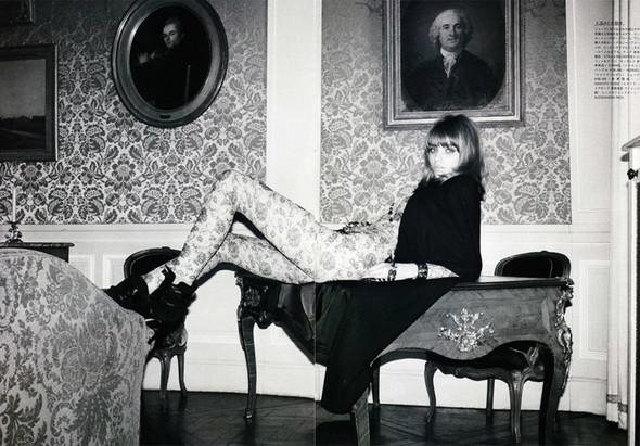 5 новых съемок: Elle, Harper's Bazaar, Numero и Vogue. Изображение № 42.