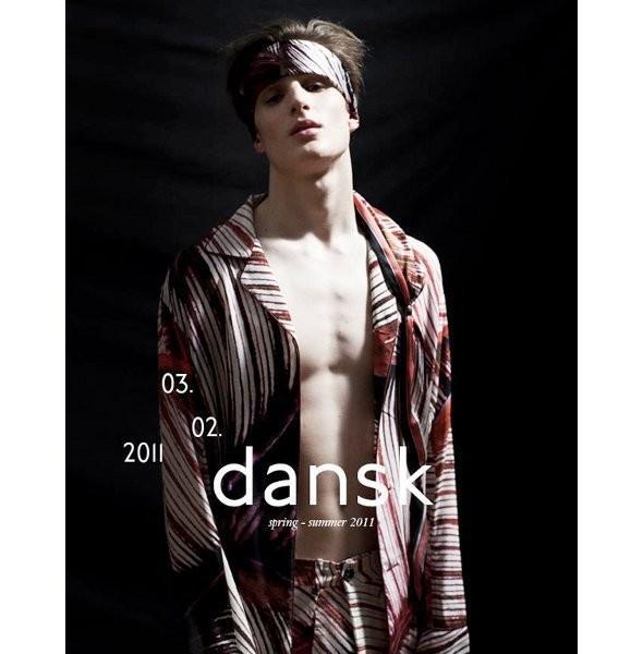 Изображение 5. Обложки: Dazed & Confused, Dansk и другие.. Изображение № 4.