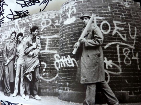 Не ждали: 8 альбомов о стрит-арте. Изображение № 107.