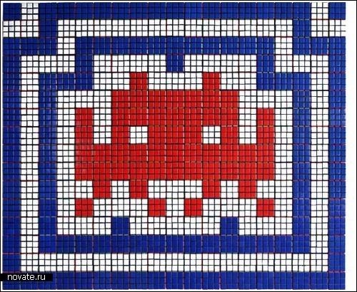 Картины изКубика Рубика. Изображение № 6.