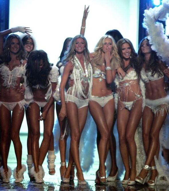 Victoria's Secret Lingerie Fashion Show 2008. Изображение № 42.