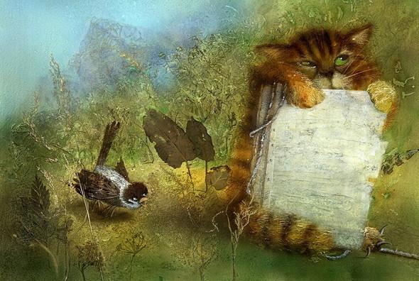 Художник - иллюстратор Гукова Юлия. Изображение № 1.
