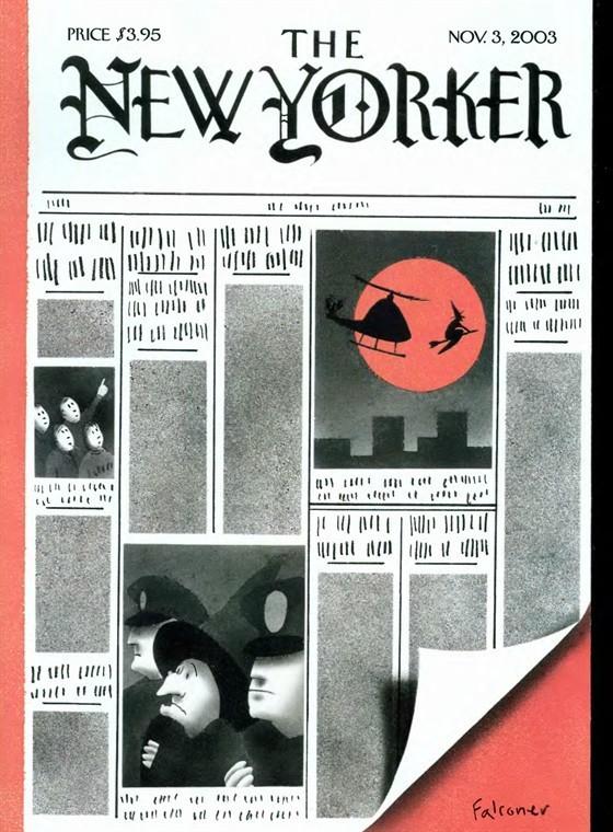Обложки TheNew Yorker. Изображение № 79.