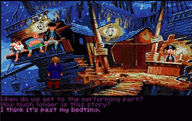 Monkey Island 2: LeChuck's Revenge . Изображение № 41.