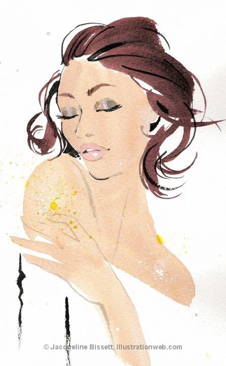 Иллюстратор Жаклин Биссет. Изображение № 24.