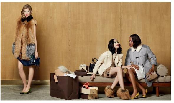 Кампании: Louis Vuitton, Tom Ford, Alexander McQueen и другие. Изображение № 9.