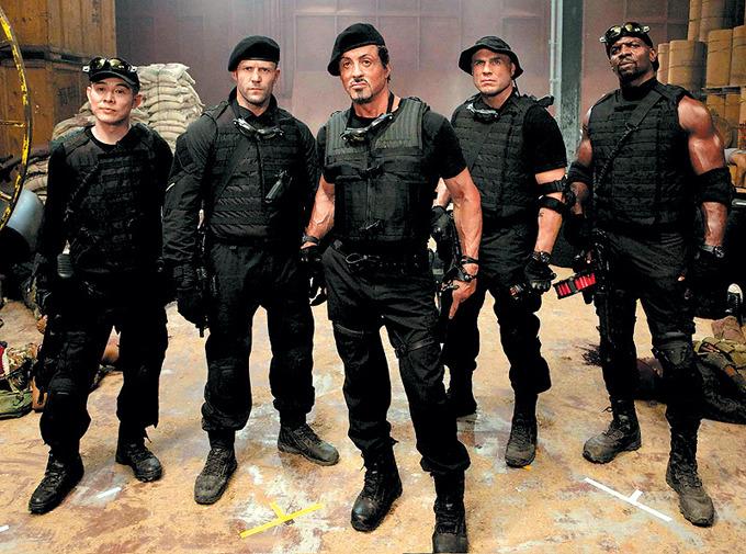 Кадр из фильма «Неудержимые 2». Изображение № 2.