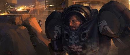 Best ARTWORKS of StarCraftII. Изображение № 16.