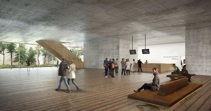 Архитектура дня: ступенчатая галерея в Ванкувере. Изображение № 4.