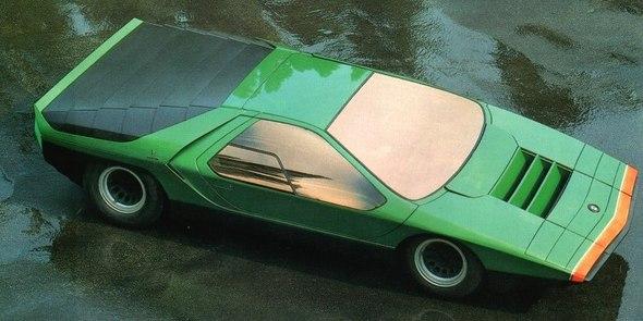 Десять лучших автомобильных проектов 60х-70х-80х годов. Изображение № 29.