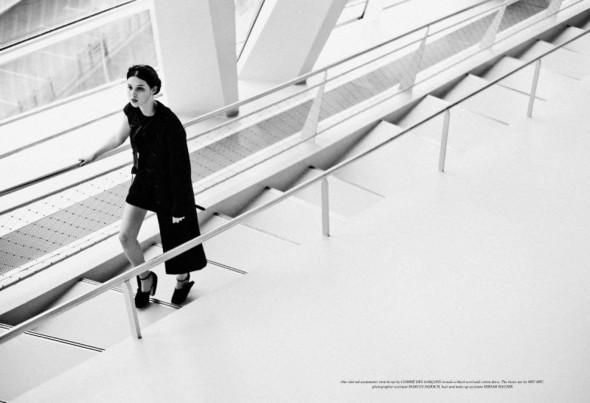 Съёмка: Анаис Пульо и Коди Янг для Grey. Изображение № 18.