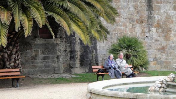 У входа во внутренний город – Intra-muros. Изображение № 31.