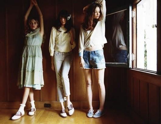 Новости ЦУМа: Поступление американских джинсов Current/Elliott. Изображение № 3.