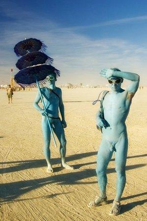 """Фестиваль """"Burning Man! """" вНеваде. Изображение № 2."""