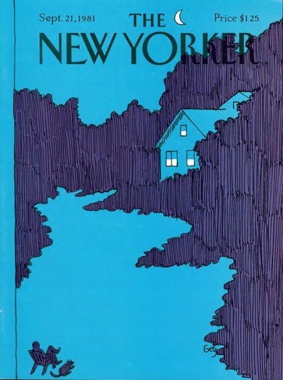Обложки TheNew Yorker. Изображение № 57.