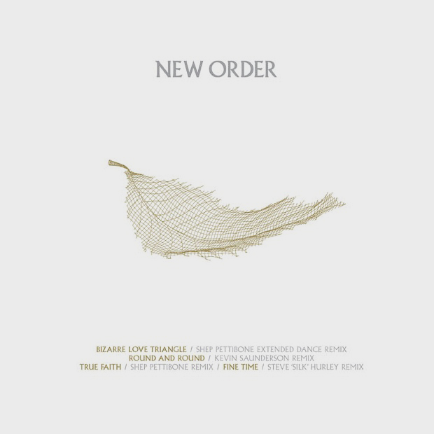 New Order — Bizarre Love Triangle / Round And Round / True Faith / Fine Time (2005). Изображение № 11.