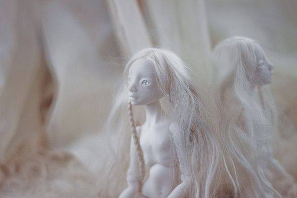 Изображение 19. Фарфоровые куклы Лидии Снуль.. Изображение № 16.