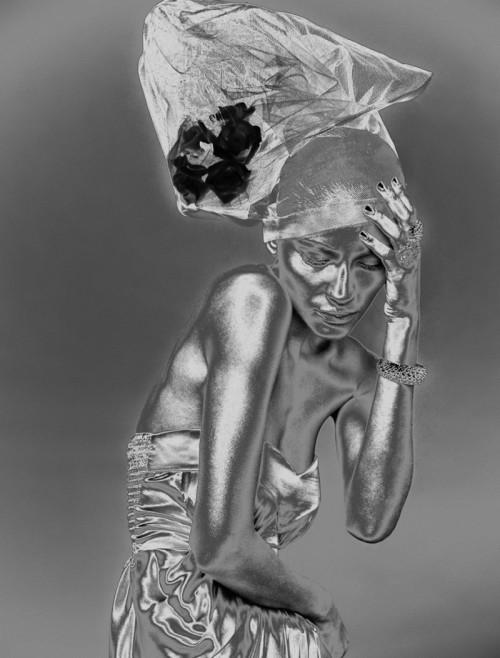 Emanuela de Paula by Jacques Dequeker. Изображение № 12.