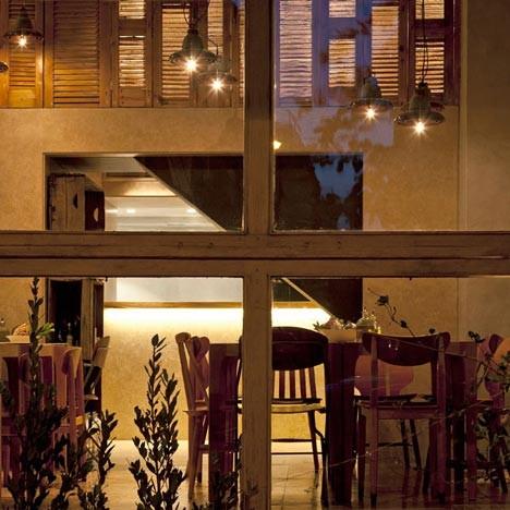 На скорую руку: Фаст-фуды и недорогие кафе 2011 года. Изображение № 91.