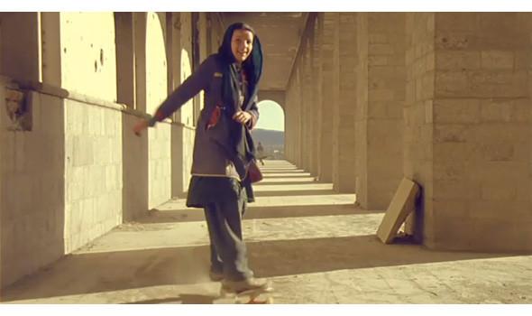 Кадр из видео «Скейтистан: жизнь и скейтбординг в Кабуле»  . Изображение № 47.