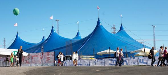 Фестиваль Flow в Хельсинки: Лайвы на электростанции, кино и финские леса. Изображение № 1.
