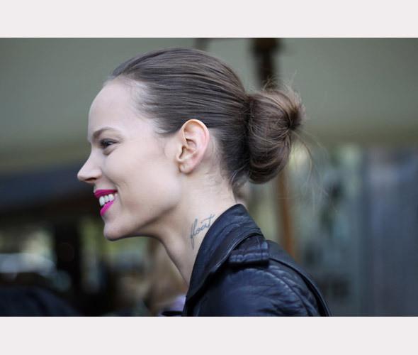 Нерабочее время: Блоги об уличном стиле моделей. Изображение № 58.