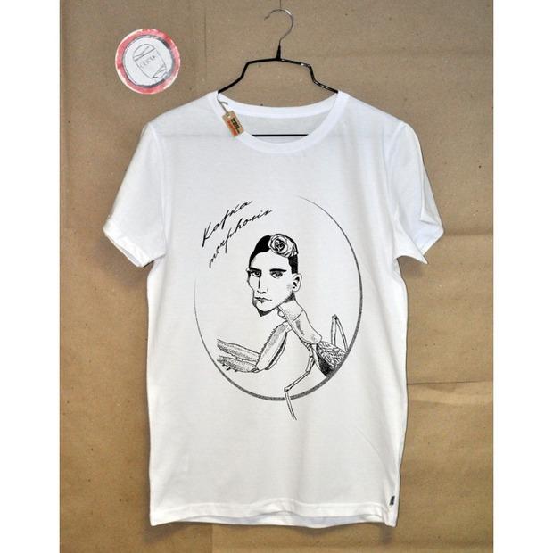 Новая коллекция футболок: литература на вашей груди. Изображение № 8.