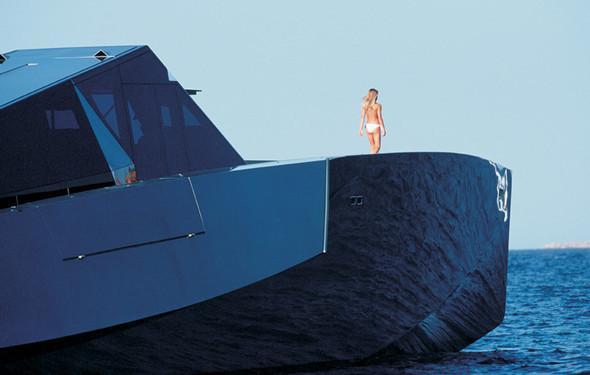 Wallypower 118 - плавающий спорткар!. Изображение № 22.
