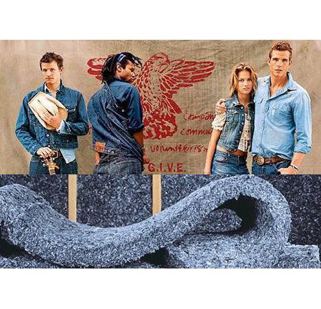 Рекламная кампания линии Ralph Lauren Recycled Jeans. Изображение № 12.