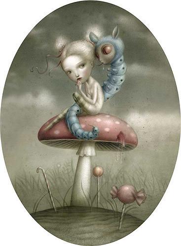 Nicoletta Cecolli [не]детские иллюстрации изИталии. Изображение № 3.