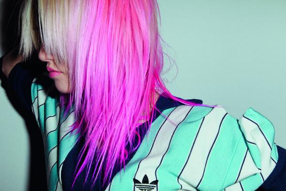Лукбуки: Джереми Скотт и Дэвид Бекхэм для Adidas Originals. Изображение № 27.