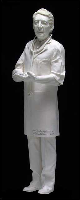 Бумажные скульптуры. Изображение № 46.