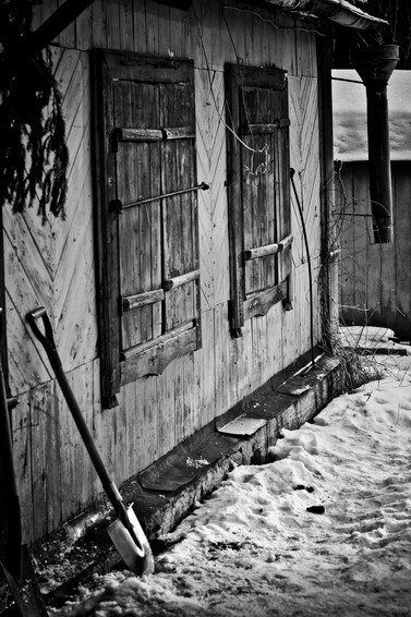 Черно-белые путешествия. Изображение № 26.
