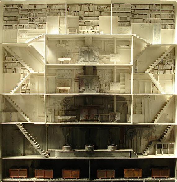 Изображение 4. Марк Жье-Минье: The Boxes.. Изображение № 4.