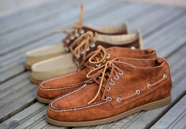 Ботинки Chukka от Sperry Top-Sider. Изображение №1.